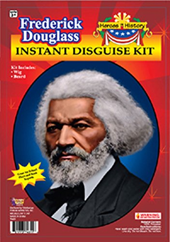 F74611/190 Frederick Douglass Kit - Harriet Tubman Costume For Kids