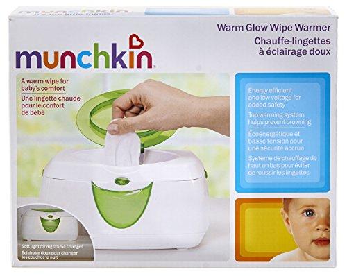 51pA89gHa L - Munchkin Warm Glow Wipe Warmer