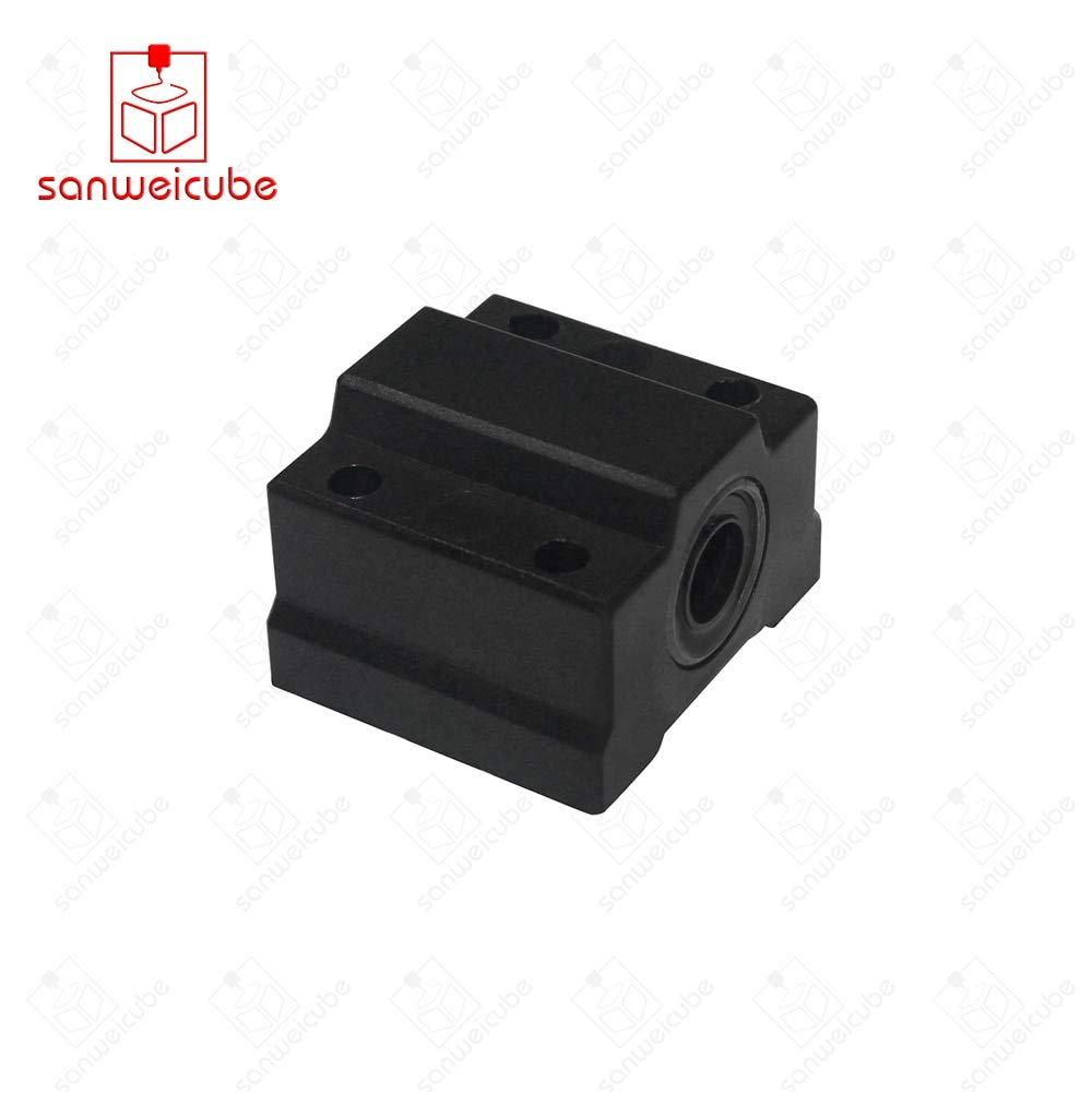 Ochoos SC8UU SCS8UU - 1 buje lineal deslizante de 8 mm para ...