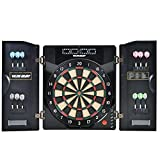 Winline Electronic Soft Tip Dartboard with Cabinet