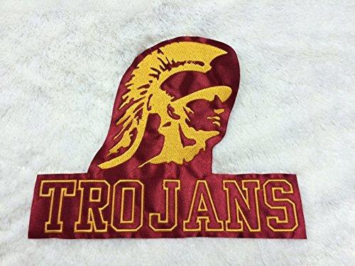 (Nine USC Trojans Big Embroidered Patch 9