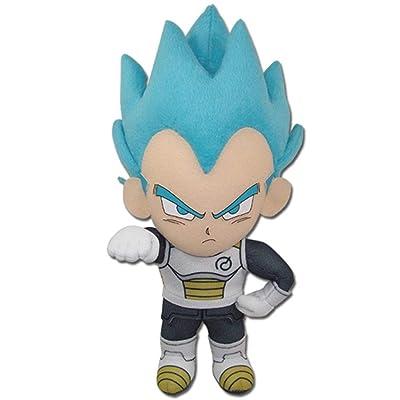"Great Eastern Entertainment Dragon Ball Super- Ss Vegeta 01 Plush 8"" H: Toys & Games"