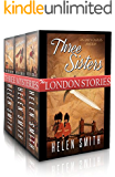 The London Stories (Emily Castles Mysteries)