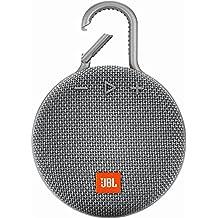 JBL Clip 3 Portable Waterproof Wireless Bluetooth Speaker - Gray