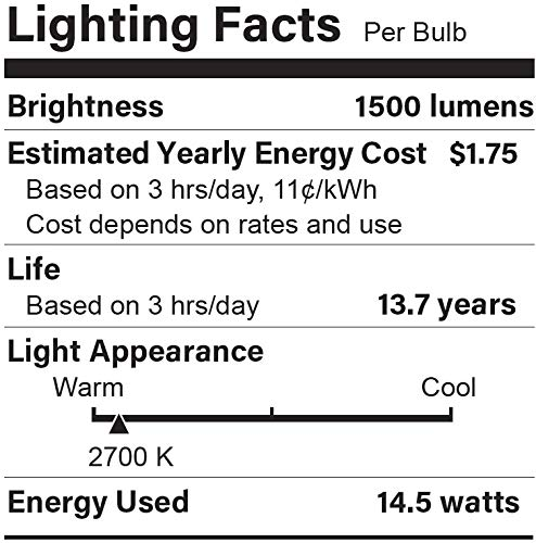 Sengled Smart LED Soft White Extra Bright A19 Light Bulb, Hub Required, 2700K 100W Equivalent, Works with Alexa, Google Assistant & SmartThings, 1 Pack