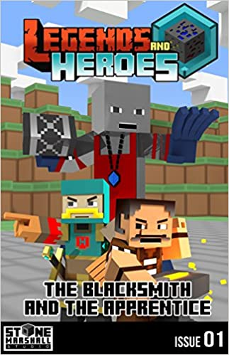 Comics graphic novels online library read free books free download j2me books diary of a minecraft blacksmith the blacksmith and the apprentice fandeluxe Image collections