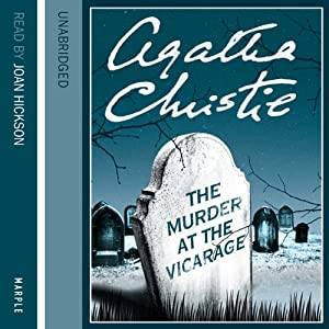 The Murder at the Vicarage Audiobook