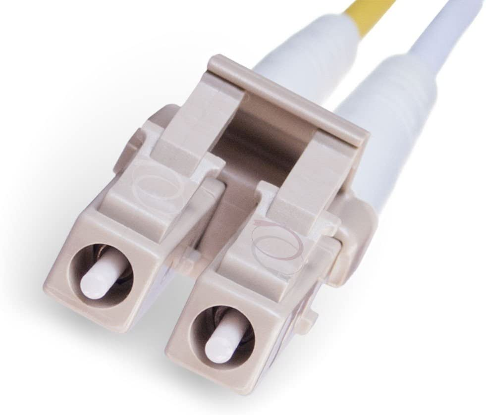 FiberCablesDirect 1Gb Duplex 62.5//125 LC to SC Multimode Jumper 25 Meter | Length Options: 0.5M-300M 1gb 10gb mmf dx lc-sc 1gbase sr ofnr om1-sc-lc 82.02ft 25M OM1 LC SC Fiber Patch Cable