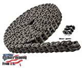 BL1046 Leaf Chain 10 Feet with 1 Connecting Link