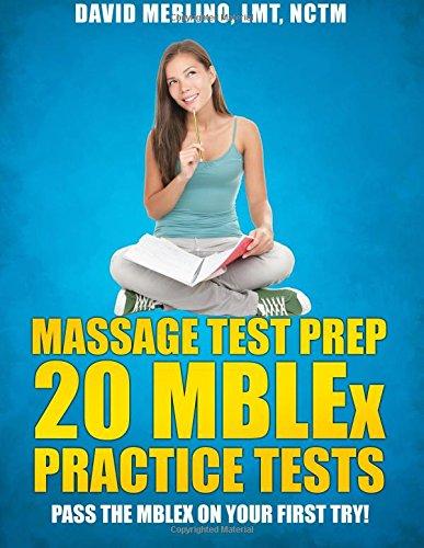 Massage Test Prep MBLEx Practice product image