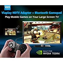 Viaplay Slimport [SP1004] Micro USB to HDMI adapter for Google Nexus4, 5, 7, LG GX, G3, Blackberry Passport,and more - Connect MyDP enabled phone or tablet to an HDMI TV, monitor, or projector