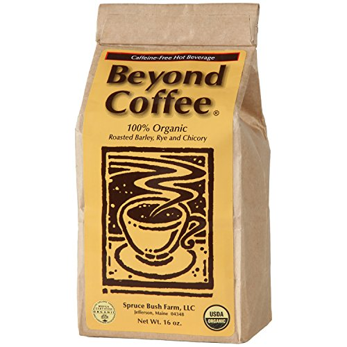 Beyond Coffee – Best Natural Caffeine Free Certified Organic Coffee Alternative – Coffee Substitute Beverage Made of a…