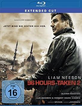96 Hours - Taken 2 auf Blu-ray