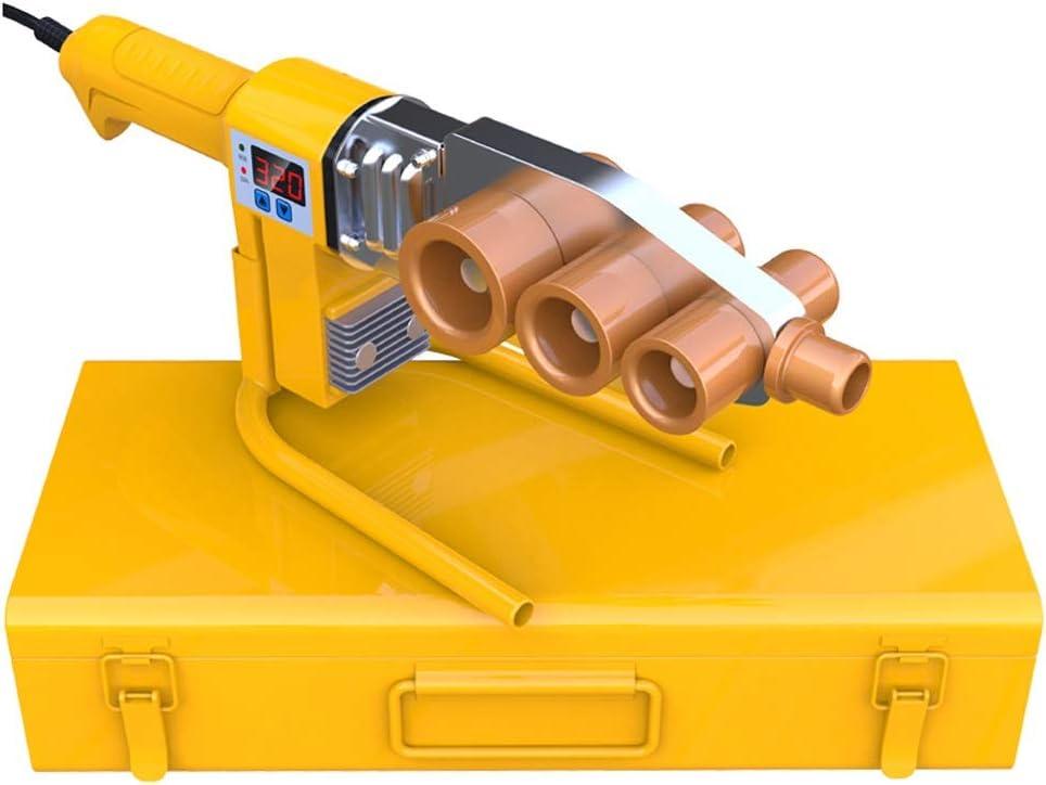 PE PB-Rohr-Schwei/ß 220V 800W Sockel-Schwei/ßger/ät mit Toolbox for /Φ20-32mm PPR Kunststoffrohr-Schwei/ßmaschine mit Digitalanzeige