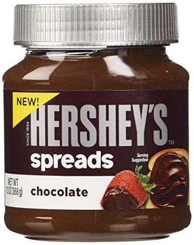 Hershey's Spreads Chocolate 13 0z. Jar (2 Pack)