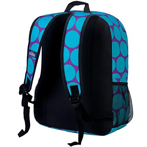Crackerjack Wildkin Dots Backpack Aqua Big Pndv8wY