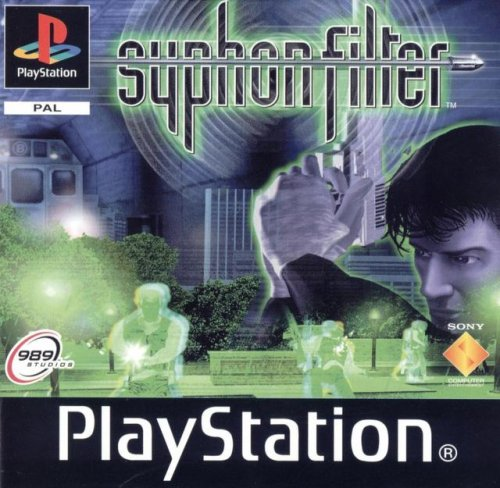 Syphon Filter 2: Playstation 1