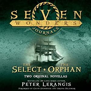 Seven Wonders Journals Audiobook
