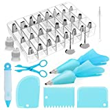 Best Decoration Tips - Kootek 42-Piece Cake Decorating Supplies Sets with Icing Review
