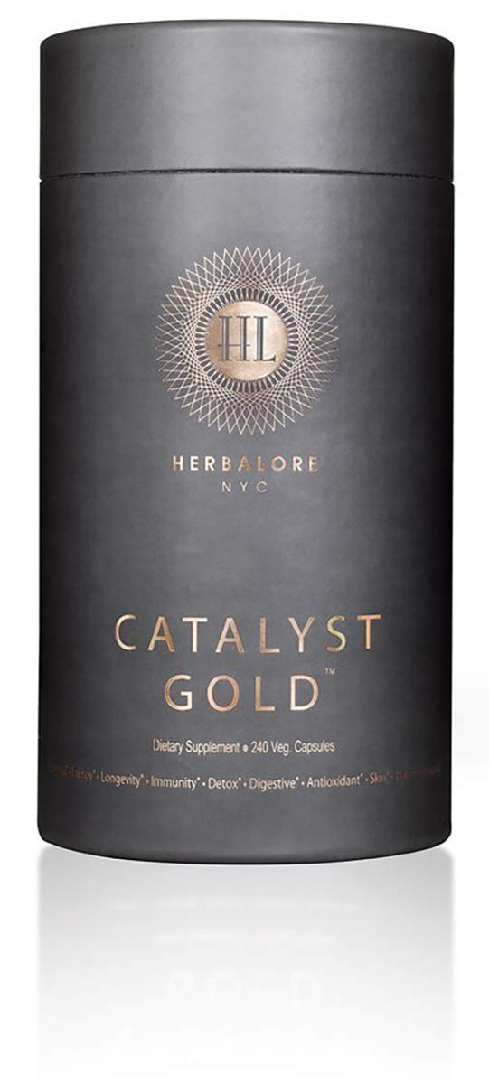 Herbalore - Natural & Vegan Catalyst Gold Superfood Supplement (for Immunity, Digestion, Hair + Skin) by Herbalore (Image #3)