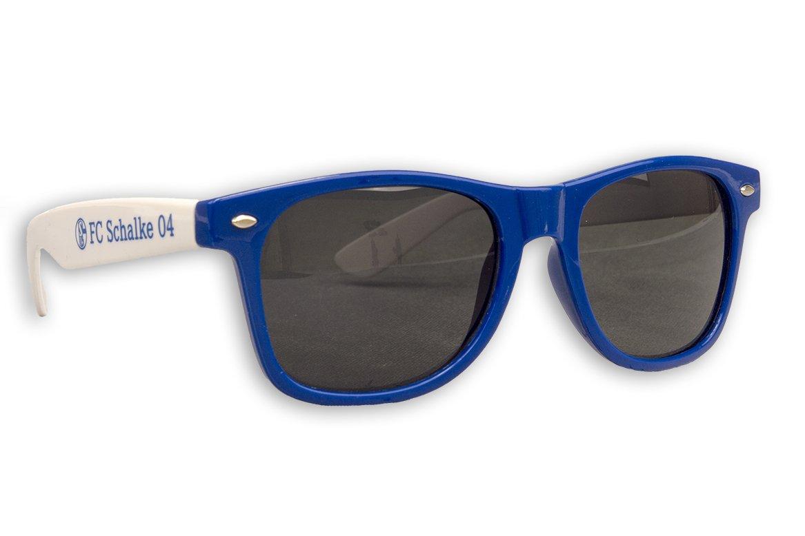 Blueprint Cologne FC Schalke 04 Sonnenbrille S04 Fanbrille Verschiedene Varianten