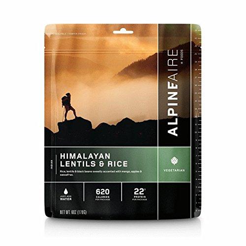 Natural High Himalayan Lentils and Rice - Himalayan Lentils