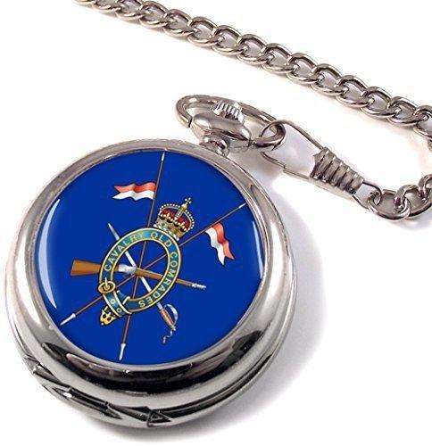 Combinado Cavalry antiguos camaradas asociación Full Hunter reloj de bolsillo: Amazon.es: Relojes