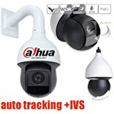 Dahua IP Camera SD59430U-HNI 4MP 30x IR PTZ Network Dome Camera 4.5mm~135mm 30x Optical Zoom H.265 PoE+ IP66 ONVIF English Version