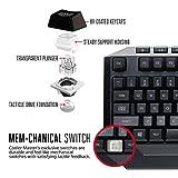 Cooler Master Devastator II LED Gaming Keyboard and Mouse Combo Bundle (SGB-3031-KKMF1-US)