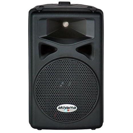 Akiyama PB10A - Cajas acústicas profesionales autoamplificadas de plástico inyectado (unidad)