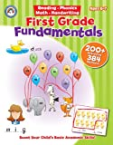 First Grade Fundamentals, Carson-Dellosa Publishing Staff, 1600952755
