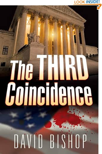 The Third Coincidence (Jack McCall Mystery Book 1) by David Bishop