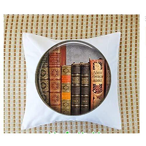 Archeage Library Costumes - Librarian Pendant, Bibliophile, Classic Literature, Book