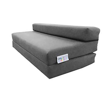 Mylayabout Double Z Bed Guest Bed Fold Out Spare Bed Sofa Chair