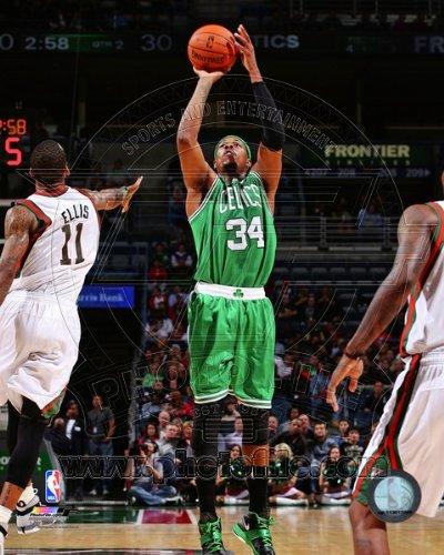 Paul Pierce Boston Celtics 2012-2013 NBA Action Photo #1 8x10