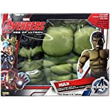 Marvel The Hulk Costume Muscle Chest Shirt Set