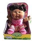Cabbage Patch Kids Sittin Pretty Toddler Doll (Brown Hair, Brown Eyes)