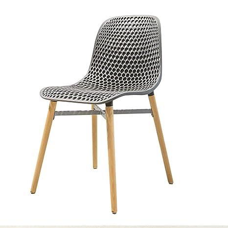 Amazon.com: Carl Artbay - Sofá silla, diseño hueco creativo ...