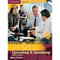 Cambridge English Skills Real Listening and Speaking Level 4 with Answers and Audio CDs [With 2 CDs]