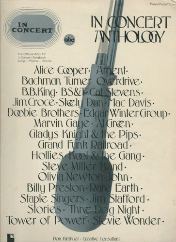 In Concert Anthology [1975 Songbook]