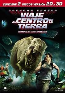 Viaje al centro de la Tierra 3D [DVD]