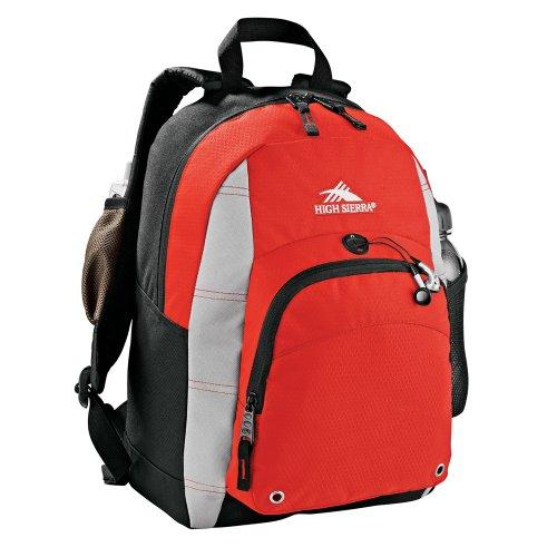High Sierra® Impact Daypack Backpack - Red - High Sierra Impact Daypack