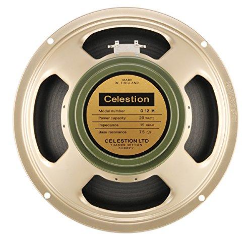 Celestion G12M Heritage Guitar Speaker, 15 Ohm by CELESTION