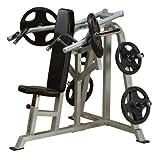 Body-Solid ProClubLine Leverage Shoulder Press (LVSP)