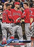 2018 Topps Update and Highlights Baseball Series #US102 Albert Pujols Los Angeles Angels Official MLB Trading Card