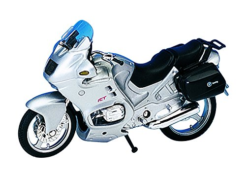 Used, Welly Die Cast Motorcycle Silver Compatible with R1100 for sale  Delivered anywhere in USA