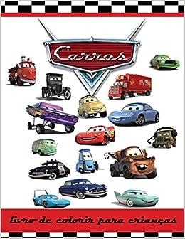 Carros Livro De Colorir Para Criancas Este Livro De Colorir Para