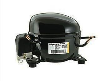 Embraco - Motor Compresor 1/8 r134 ALTA EMT45HDR: Amazon.es ...