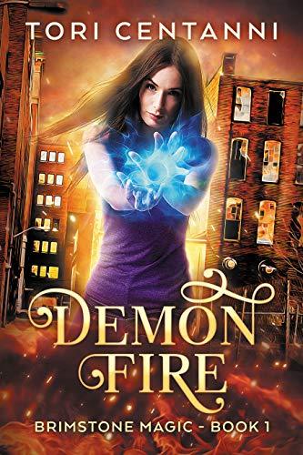- Demon Fire (Brimstone Magic Book 1)
