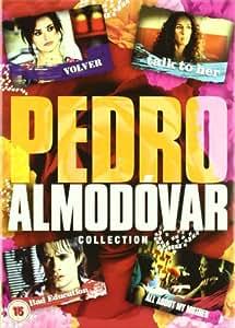 Pedro Almodovar Collection [Reino Unido] [DVD]